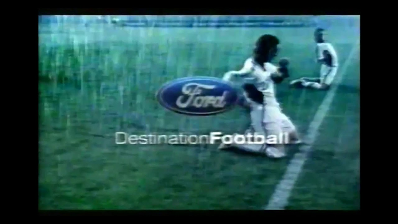 UEFA Champions League 2006 Outro - Ford & PS2