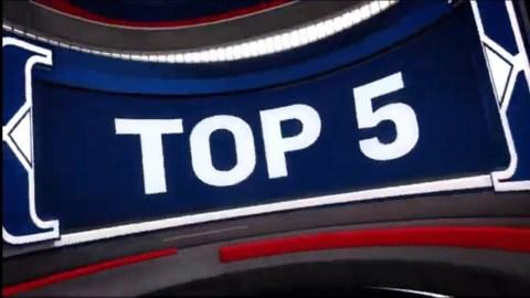NBA Top 5 Plays Of The Night | September 10, 2020