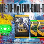 Happy #2KDay MyTEAM fam    Use this code for a Deluxe Colossal Pack, 5 Gold Shoe...