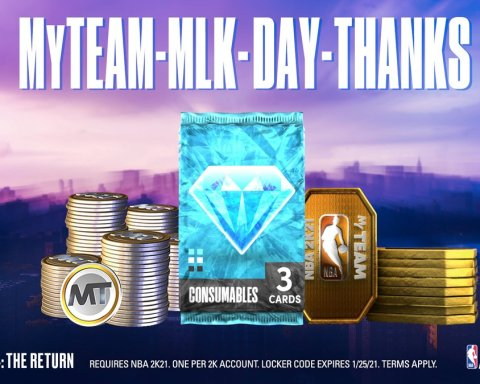 MLK Day Locker Code  Use this code for a Diamond Consumables Pack, 25 tokens, or...