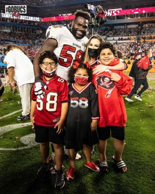 Happy Father's Day to all the Bucs dads out there! ...