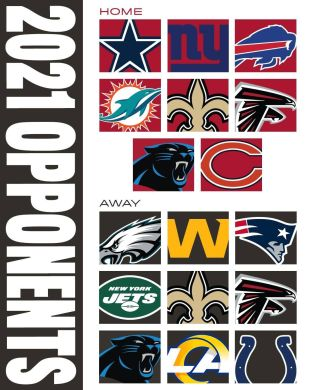 With the NFL adding a 17th game in 2021, we'll play the Colts on the road. ...
