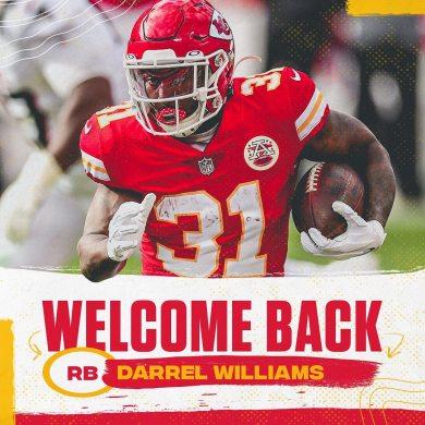 Darrel is BACK!...
