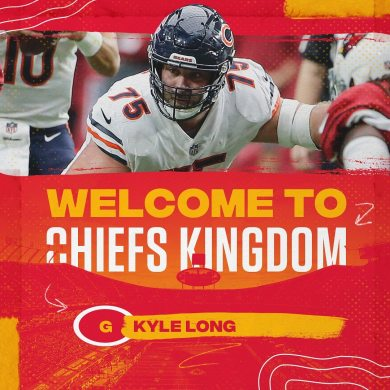 We have officially signed G Kyle Long!...