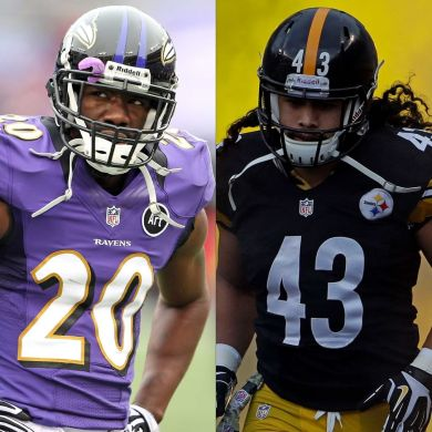 Pick a HOF safety to anchor your defense:  or  (via ...