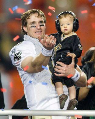 Super Bowl Dads ...