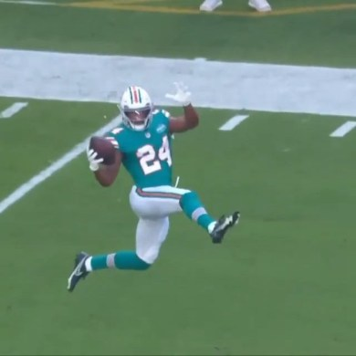 This Week 14 battle between the Dolphins and    Best game of the season?...