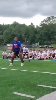 This kid put the moves on  and the campers went wild  (via  h/t ...