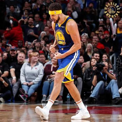 still unreal that Klay Thompson hit 14 threes in a single game ...