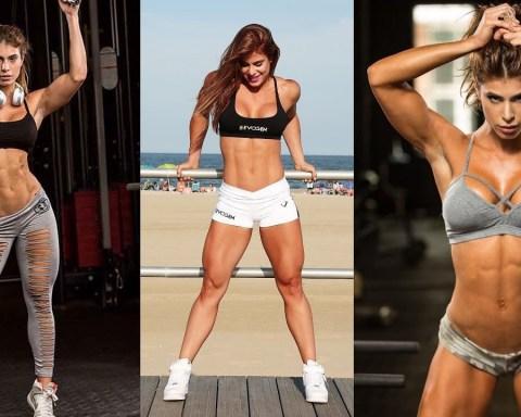 Venezuelan Fitness Queen Daniela Guerrero