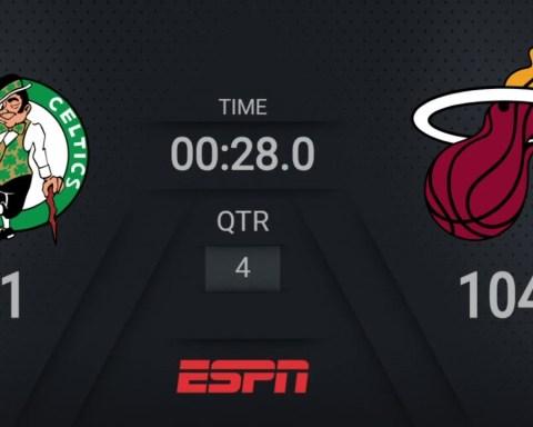 Celtics @ Heat   NBA on ESPN Live Scoreboard   #WholeNewGame