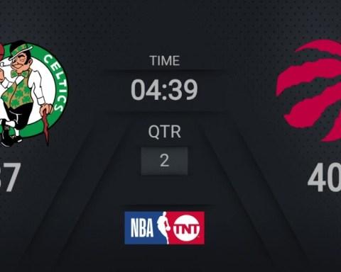 Celtics @ Raptors | NBA on TNT Live Scoreboard | #WholeNewGame
