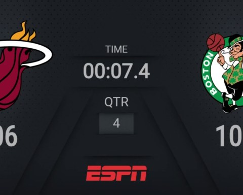 Heat @ Celtics | NBA on ESPN Live Scoreboard | #WholeNewGame