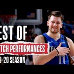 The BEST Clutch Performances 2019-20 Season | Luka, LeBron, Booker AND MORE