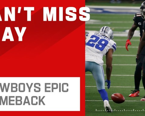 Cowboys Recover Onside Kick & Cap off EPIC Comeback!