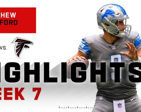 Matthew Stafford Breaks the Falcons Hearts... Again | NFL 2020 Highlights