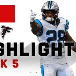 Mike Davis SHINES w/ 149 Total Yds vs. Falcons | NFL 2020 Highlights