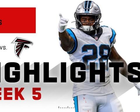 Mike Davis SHINES w/ 149 Total Yds vs. Falcons   NFL 2020 Highlights