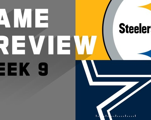 Pittsburgh Steelers vs. Dallas Cowboys | NFL Week 9 Game Preview