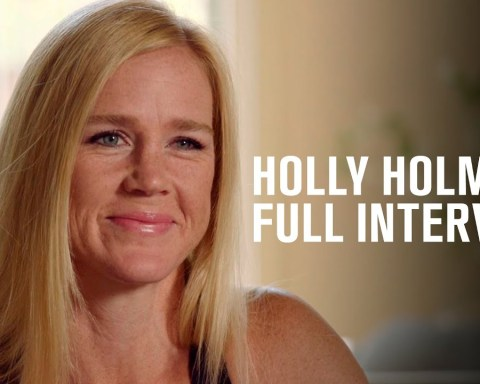 Holly Holm Reflects on Highs and Lows of UFC Career | Full Interview