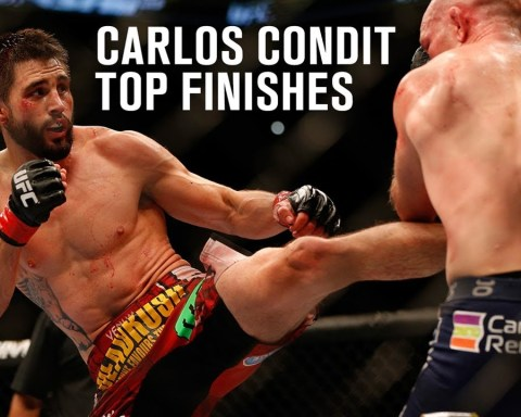 Top Finishes: Carlos Condit