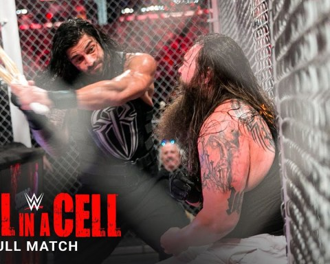 FULL MATCH - Roman Reigns vs. Bray Wyatt – Hell in a Cell Match: WWE Hell in a Cell 2015