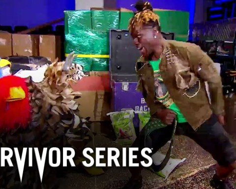 R-Truth plants the seeds for latest 24/7 Title reign: Survivor Series 2020 (WWE Network Exclusive)