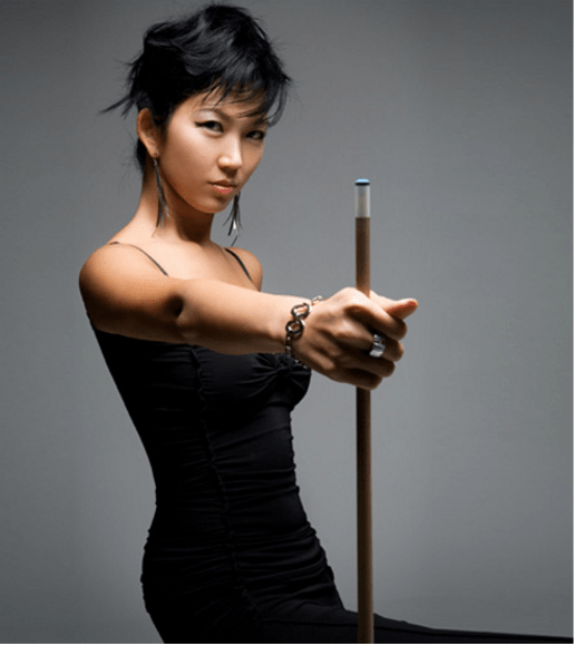Jeanette Lee - Billiards