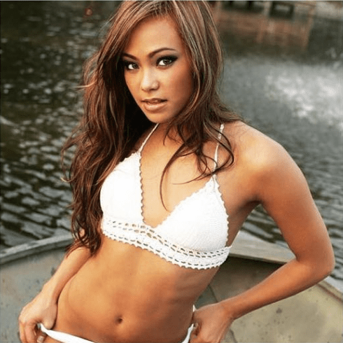 Michelle Waterson Karate Sexy