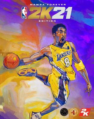 NBA 2K21 Mamba Forever Edition Kobe Bryant XBox One PS4