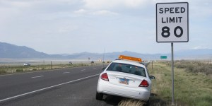 Slow Down! A Short History of Speed Limits