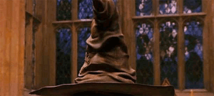 Is the Sorting Hat from Harry Potter a Character?