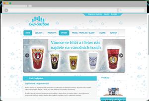 web-cupsystem