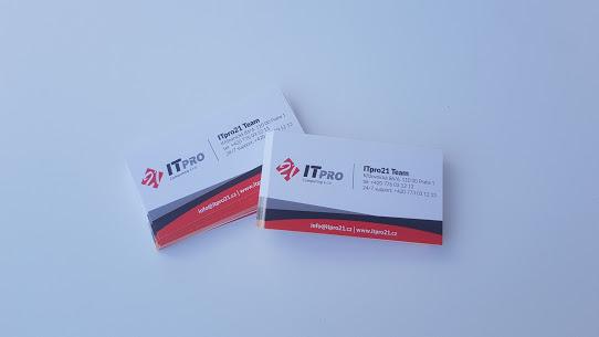 Vizitky ITPRO21