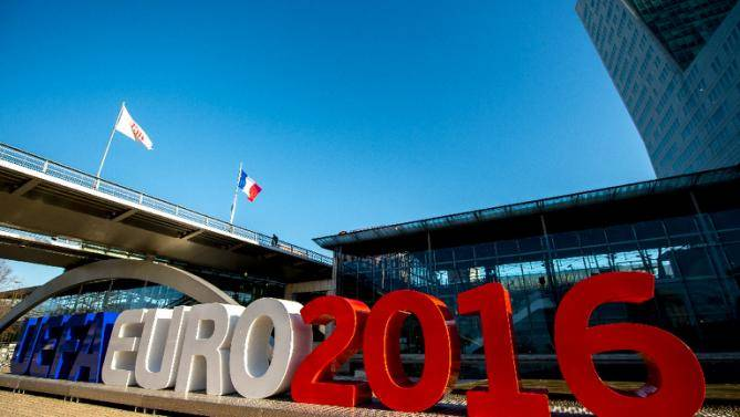 EURO 2016'de terör korkusu