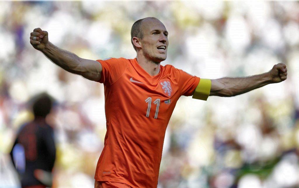 Beşiktaş Robben'in peşinde