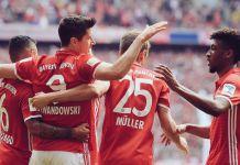 Bayern Münih Borussia Dortmund