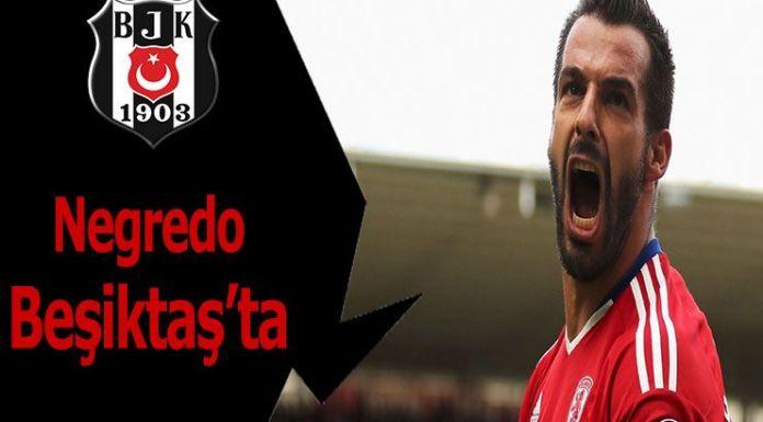 Alvaro Negredo transferi