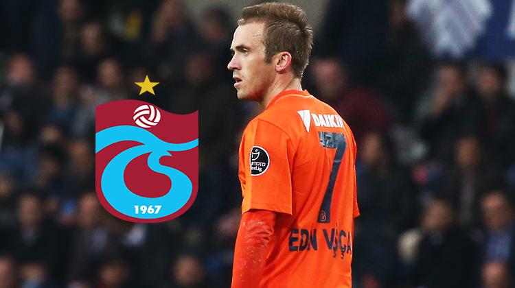 Edin Visca Trabzonspor
