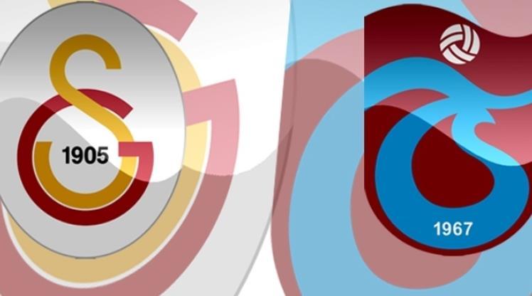 Galatasaray Trabzonspor maçı
