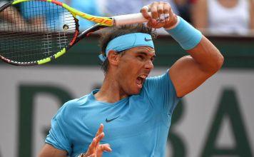 Rafael Nadal Roland Garros 2018