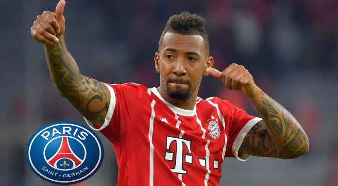Jerome Boateng PSG