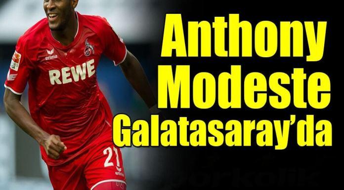 Anthony Modeste Galatasaray