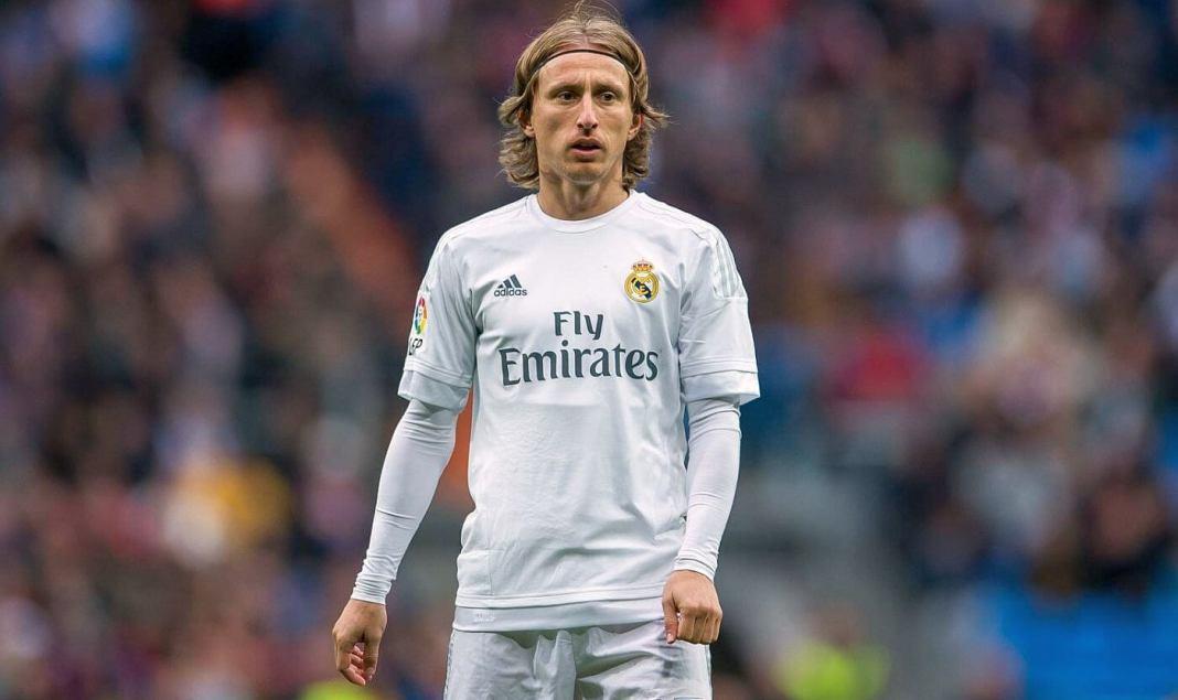 Luka Modric İnter