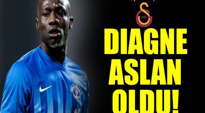 Galatasaray Diagne transferi