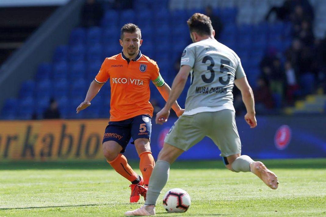 Başakşehir Rizespor maçı