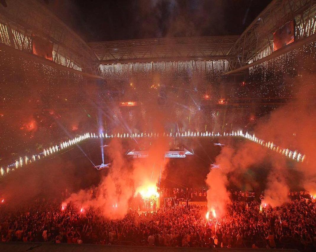 Galatasaray şampiyonluk kutlamaları 2019