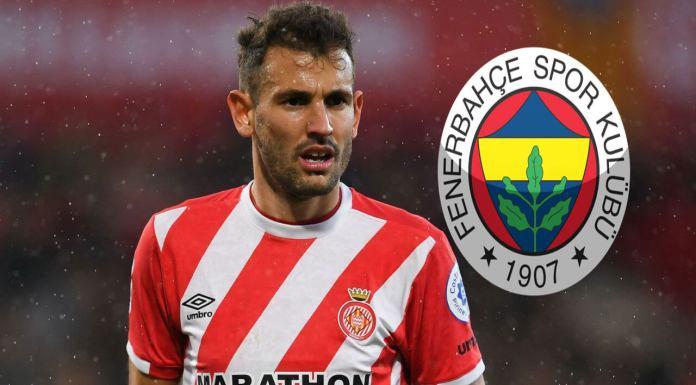 Fenerbahçe Cristhian Stuani'yi istedi