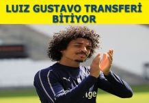 Luiz Gustavo Fenerbahçe