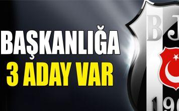 Beşiktaş başkanlık seçimi